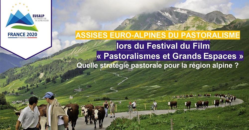 PastorAlp project at the Assises Euro-Alpine du Pastoralisme