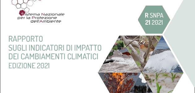 Pastoralp tra le buone pratiche incluse nel rapporto SNPA sugli indicatori di impatto dei cambiamenti climatici